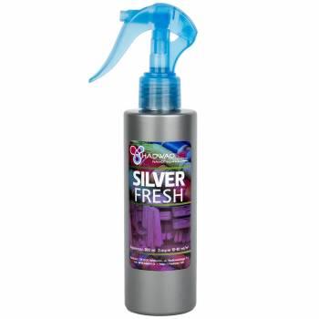 Spray niwelujący przykry zapach z tkanin i powietrza - Silver Fresh