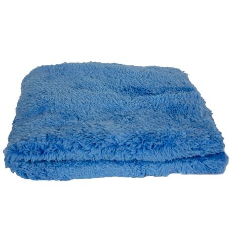 Mikrofibra 40 cm x 40 cm BLUE