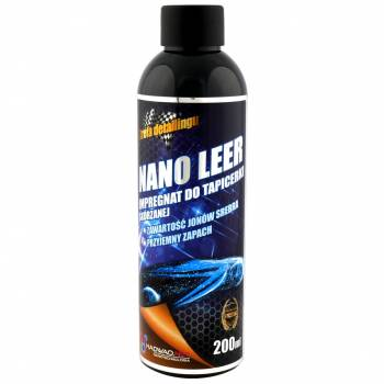 Preparat do pielęgnacji skórzanej tapicerki Nano Leer, 200 ml