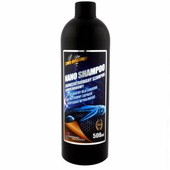 Szampon do mycia  samochodu - Nano Shampoo 500 ml