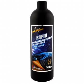 Preparat do czyszczenia felg samochodowych - Rapid