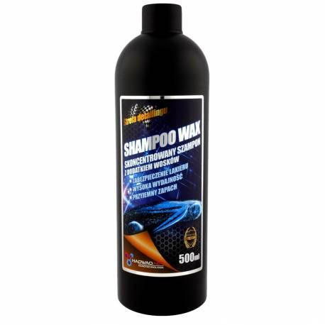 Szampon z woskiem do mycia karoserii, Shampoo Wax, 500 ml