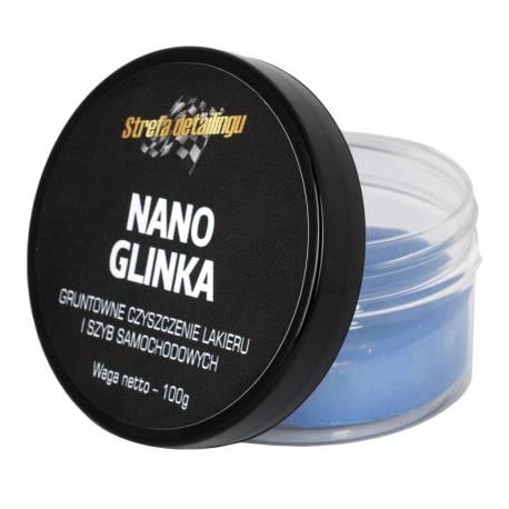 Nano Glinka do lakieru