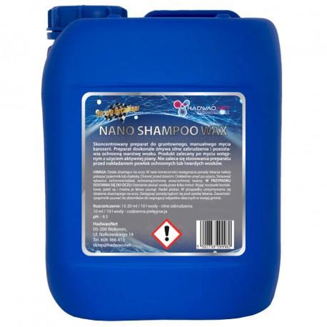 Szampon samochodowy z woskiem - Shampoo Wax, 5 litrów