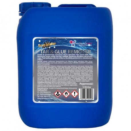 Preparat do dekontaminacji lakieru samochodowego - Tar & Glue Remover, 5 litrów