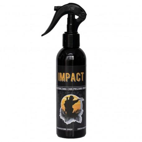 Impact - płyn do odświeżania i zabezpieczania obuwia, 200 ml