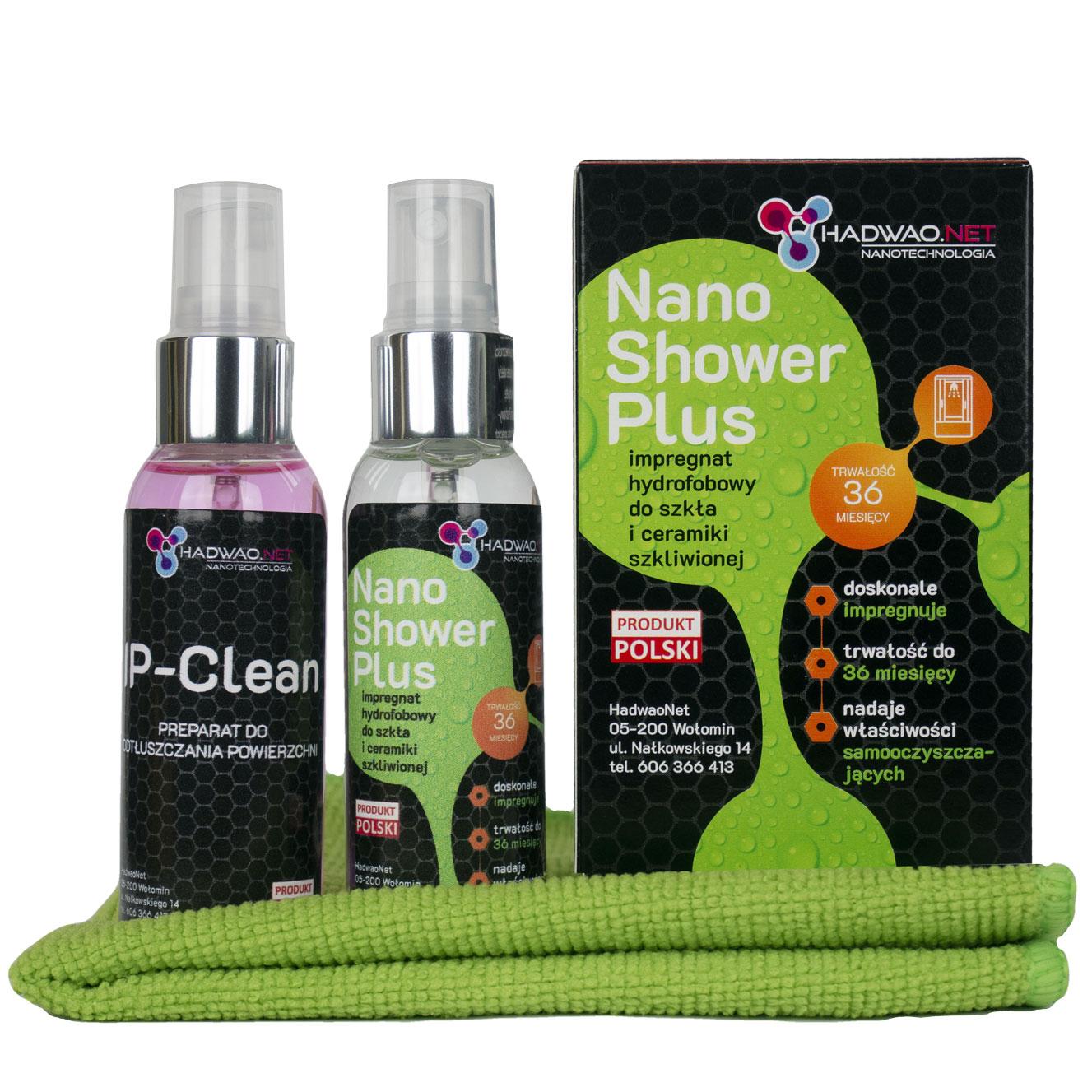 impregnacja kabin prysznicowych