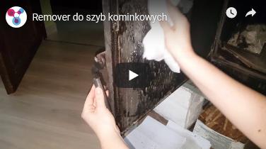 środek do czyszczenia szyb kominkowych